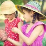 Getting Kids To Appreciate Organic Gardening