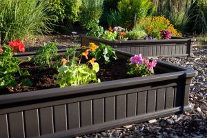 Garden kits come in all shapes, sizes, colors and materials