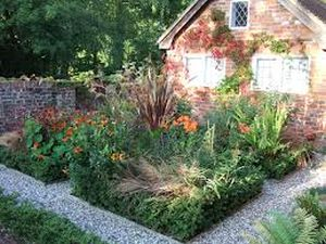 Your courtyard garden is a reflection of your creativity and personality